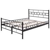 [توينسز] [ووود-سلت] فولاذ سرير إطار