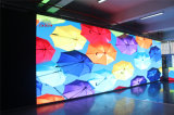 L'écran 500x1000mm Bord P4.81 Affichage LED de plein air pour les événements, studio, DJ Étape