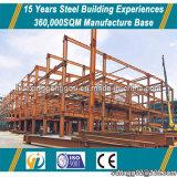 Het Materiaal van het gebruik A36 A572 bouwt Steel AG snel Gebouwen