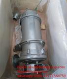 浸水許容の灰ポンプ