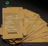 Китай поставщиком ПВХ материал мобильного телефона на дисплее упаковки бумаги .