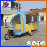 Camion mobile elettrico multifunzionale dell'alimento da vendere