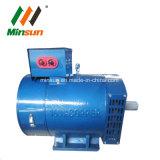 100% Generator-Drehstromgenerator des kupfernen Draht-10kw mit Riemenscheibe