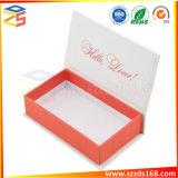 習慣によって印刷される磁気折り返しの閉鎖装飾的な包装ボックス、再生利用できるペーパーギフト用の箱