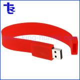 Резиновая полоса на запястье флэш-памяти USB драйвер привода пера