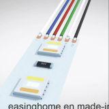 5050SMD適用範囲が広い滑走路端燈3-5年のの高い内腔(6500-7000K)の30LEDs /60LEDs//96LEDsネオン屈曲LEDの堅い滑走路端燈保証のRgbwwの出力LED