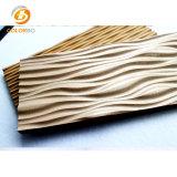 MDF Producto ecológica Paneles de pared 3D
