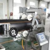 Mit hoher Schreibdichtepolyäthylen-industrielles Gas-Rohr