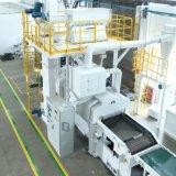 La Chine grenaillage constructeur de la machine- Ventes Qaulity Mayflay chaud automatique haute Wire Mesh grenaillage pour freins de la machine