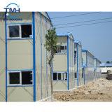Luz de baixo custo da estrutura a estrutura de aço para trabalhador Domitory Prefab House