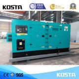 225kVA insonorizado Deutz refrigerado por agua Potencia Silenciosa generador eléctrico del motor Diesel