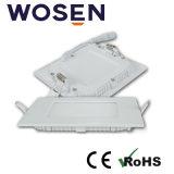 18Wはホーム天井灯のためのアルミニウムLEDの照明灯を細くする