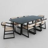 Restaurante moderno mobiliario Silla de madera para Comedor