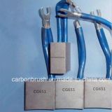 Produzir o Metal Escova de Carvão CG665 para Fonte de Alimentação