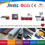 Jwell- PP PVC Plástico ABS PE PC pequena máquina de linha de extrusão de perfis Máquinas utilizadas na indústria de construção, decoração de casa e escritório