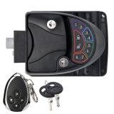 RV la poignée de verrouillage de porte d'entrée sans clé de verrouillage, 20mètre Télécommande sans fil pour remorque caravane Camper verrouiller