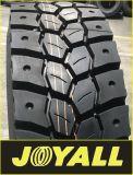 25 mm de profondeur de sculpture en acier hors route radial de pneus de camion de TBR (315/80R22.5)