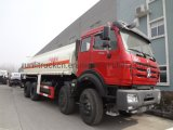 Fabrication Beiben 8X4 20000 litres Chariot de réservoir de carburant