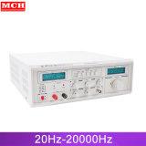100W générateur de signal audio de la balayeuse de fréquence 20 Hz-20000Hz Df1316-100