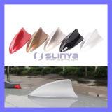 7 antenne fittizie funzionali dell'ABS di colore & di Decoratinve universali del tetto automatico magnetico del supporto dello squalo dell'antenna dell'automobile dello squalo dell'aletta