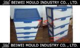중국에 있는 플라스틱 Drawer Cabinet Mould Maker