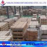 6060 7075 2024 Plaque en aluminium feuille dans l'usine avec la surface de toute taille