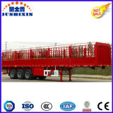 Semi remolque fabricantes suministran Fence semi remolque/juego de la carga de remolque semi