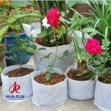 Сад Flower Pots нетканого материала ткань расти мешок