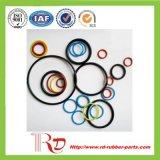Gama completa de estilos de anéis de vedação Viton coloridos