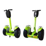 Scooter de mobilité de scooter de moteur de scooter d'équilibre électrique de roues d'Ecorider deux
