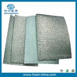 La préservation de chaleur avec film aluminium recouvert de mousse