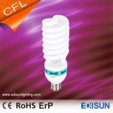 De lumière économiseuse d'énergie spiralée approuvée des lampes T5 65W 85W de RoHS CFL de la CE demi