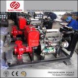 Hoge druk Pump Fire Pump Powered door Dieselmotor