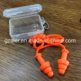 Bueno material seguro para los auriculares del oído con el empaquetado