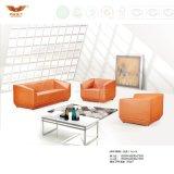 Sofà di legno comodo classico del tessuto dell'ufficio (HY-NNH-S18)