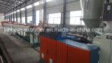 Chaîne de production froide-chaude de conduite d'eau de PPR, PPR-Franc-PPR trois couches de pipe renforcée par fibres de verre faisant la machine