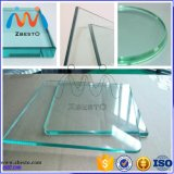 Tempered-Laminated Balustrade-Balusters transparent pour l'escalier de verre flotté de sécurité
