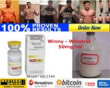 Wasser und Oil-Based Steroide Winstrol 50mg/Ml für Ausschnitt-Schleife-Muskeln