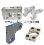 Pièces de usinage de commande numérique par ordinateur de précision avec l'aluminium/acier inoxydable en laiton/(PERSONNALISÉS)