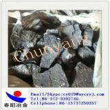 Morceau ferro 10-50mm de siliciure de calcium pour le bâti d'acier et de fer