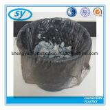 Ménage sac à ordures en plastique