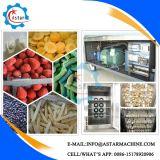 Máquina congelada del refrigerador del congelador de las legumbres de fruta para la venta