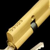 fechamento de bronze aberto da alta qualidade de 70mm único