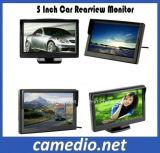 5inch Car LCD Monitor Affichage écran numérique 800 * 480 avec entrées 2AV