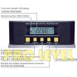 Transmissor digital de base de aço sem suporte de tela dupla (SKV810-300)