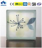 Высокое качество Jinghua художественных P-048 Окраска стекла блок/кирпича