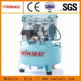 Mini silencioso de alta calidad libres de aceite compresor de aire (TW5501)