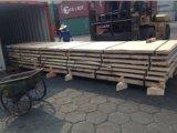 Hoja de acero inoxidable laminada en caliente para la construcción (201 No. 1)