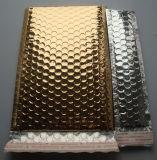 Saco plástico de bolhas Shockproof de alumínio aluminizado colorido