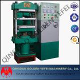 熱する油圧Preesureのゴム製床タイル機械